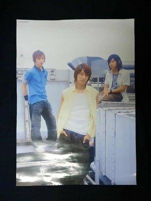 【影音新天地】《日本偶像天團 W-inds 》海報《113》.....