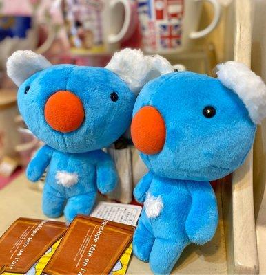 美家園日本生活館 日本正版無尾熊貝貝絨毛玩偶15公分高 全新附吊牌