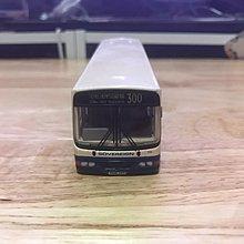 英國單層巴士 零件車 1:76 巴士模型 300