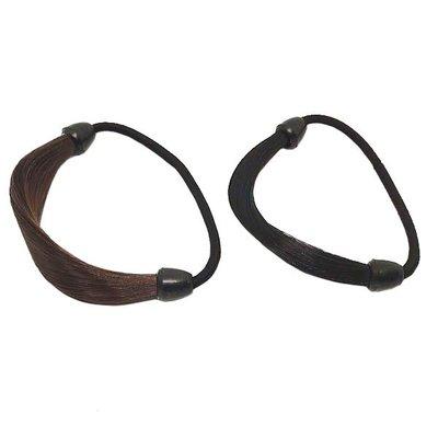 【贈品禮品】A4531 假髮髮圈/不傷髮彈力馬尾髮帶/造型髮飾髮束鬆緊髮帶/贈品禮品