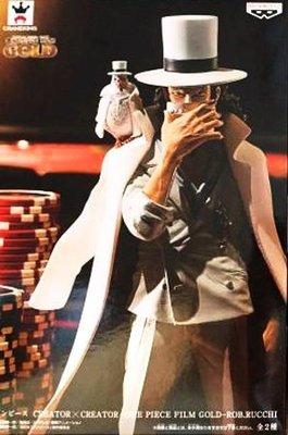 日本正版 景品 海賊王 航海王 造型師 寫真家 CREATOR FILM GOLD 路基 普通色 一般色 公仔 日本代購