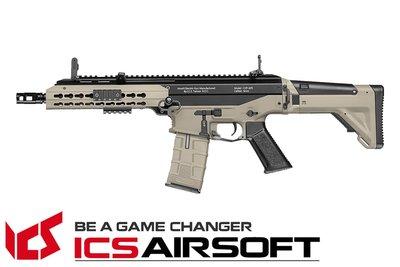 【翔準軍品AOG】ICS CXP-APE 戰術標準版(雙色) EBB Keymod 全金屬 電動 生存遊戲 IMD-23