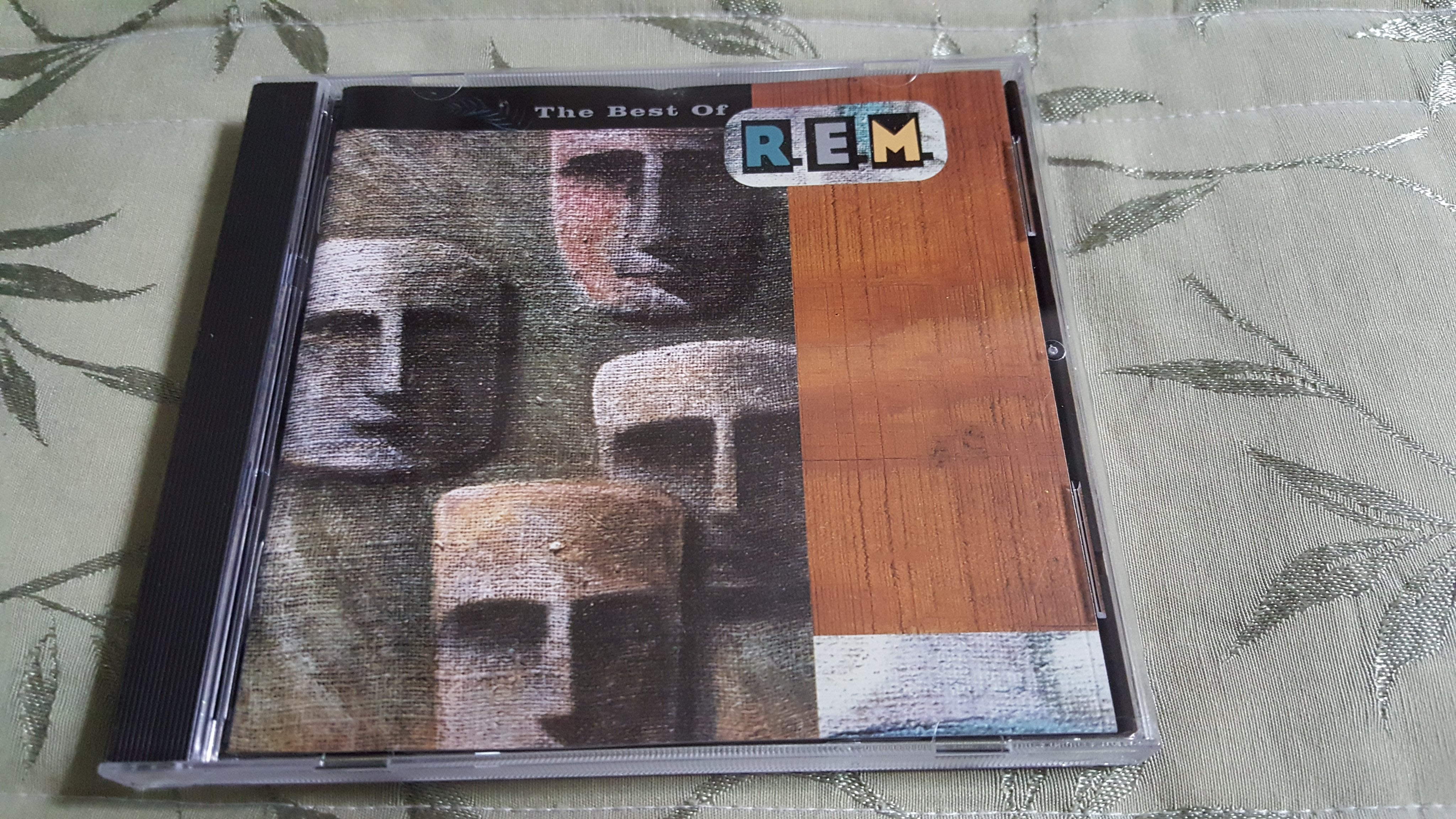 R西洋團(二手CD)REM~The best of
