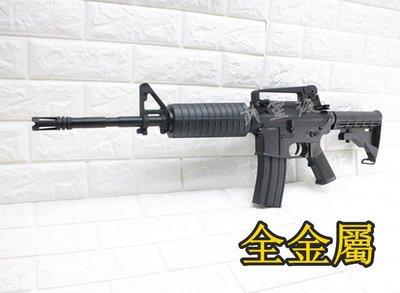 台南 武星級 DIBOYS M4A1 電動槍(BB槍BB彈M16玩具槍MP5狙擊槍UZI衝鋒槍M4卡賓槍AR步槍416