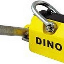 1 TIG系列:DINO 600KG磁性吸盤/吸盤/吊盤/開關式強力吸盤/磁鐵/鋼索/開關式永久磁性吊盤/強力吸盤