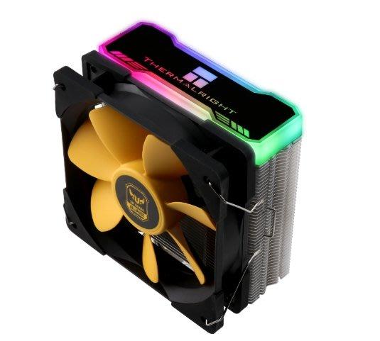 小白的生活工場*Thermalrigh 利民 黑鷹RGB CPU散熱器/TUF 電競聯盟