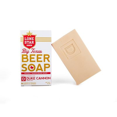 Duke Cannon - BIG ASS「德州啤酒」大肥皂 - LTS 現貨