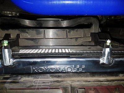 JK RACING 代理 日本 KOYORAD SUBARU FORESTER SJ XT 全鋁製水箱 保固一年
