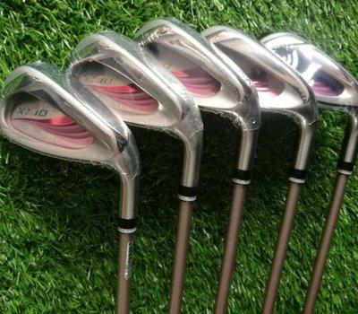 西西小鋪 新款golf正品日本代購XXIO女士鐵桿組mp1100高爾夫球桿xx10女款球桿20
