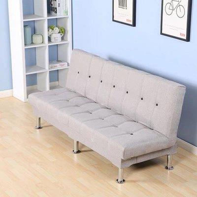 【可開發票】沙發可折疊沙發床兩用小戶型多功能1.5米1.8客廳簡約三人布藝懶人沙發