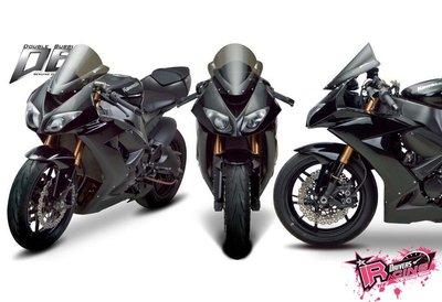 ♚賽車手的試衣間♚ Zero Gravity® Kawasaki ZX-6R / ZX636 09-18 DB款 風鏡