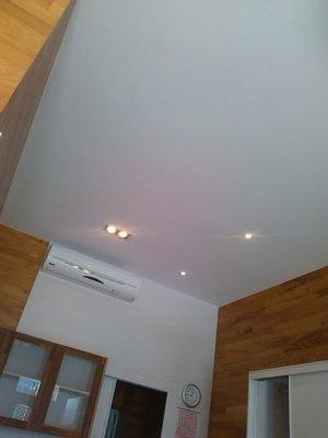 台灣矽酸鈣板6mm天花板平釘2600元起/木工/裝潢/室內設計/矽酸鈣板/台中智聖室內裝修設計有限公司