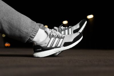 現貨 2019 5月 Adidas Ultra Boost S&L Grey Two EF0722 愛迪達 灰黑白色 慢跑 歡迎選購
