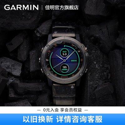 現貨Garmin佳明Fenix5X Plus旗艦戶外登山ADLC鍍膜氣壓計智能運動手表