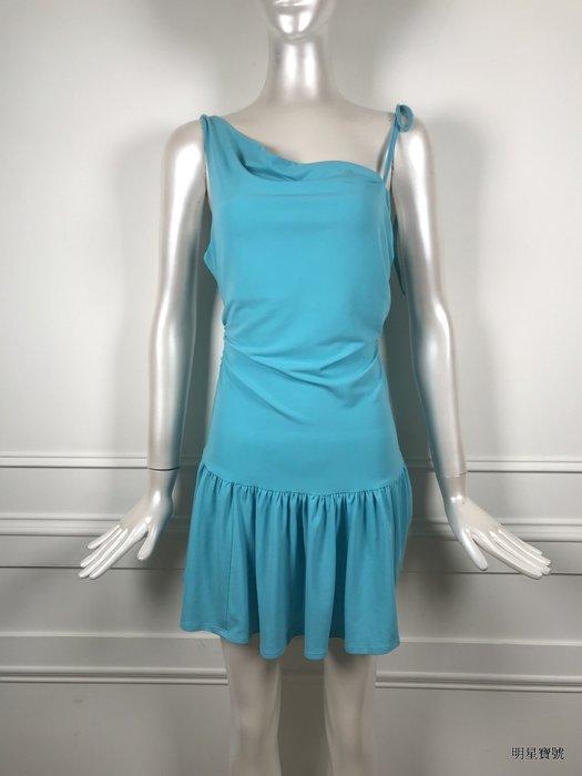[我是寶琪] 關穎二手商品 藍色洋裝