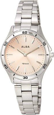 日本正版 SEIKO 精工 ALBA AQQK408 女錶 手錶  日本代購