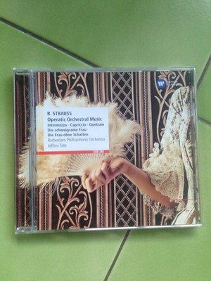 Richard STRAUSS: Operatic Orchestral Music理查史特勞斯:歌劇中的管弦音樂