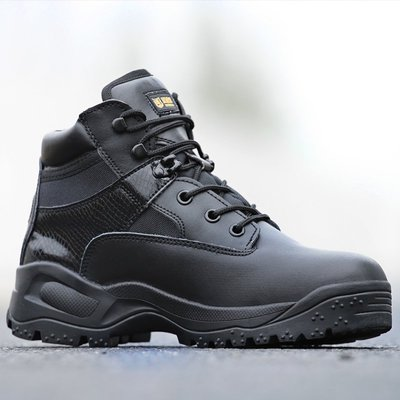 低幫軍靴男女戰術靴春秋特種兵作戰靴沙漠靴陸戰靴超輕防水登山鞋(規格不同價格不同請諮詢喔)