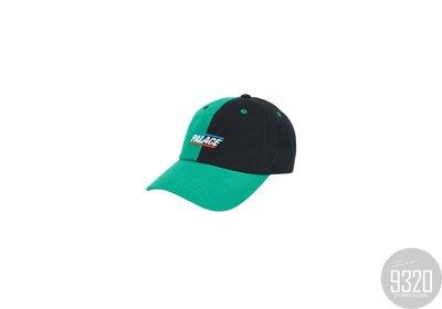 [9320]BASICALLY 6-PANEL 綠色/藍色
