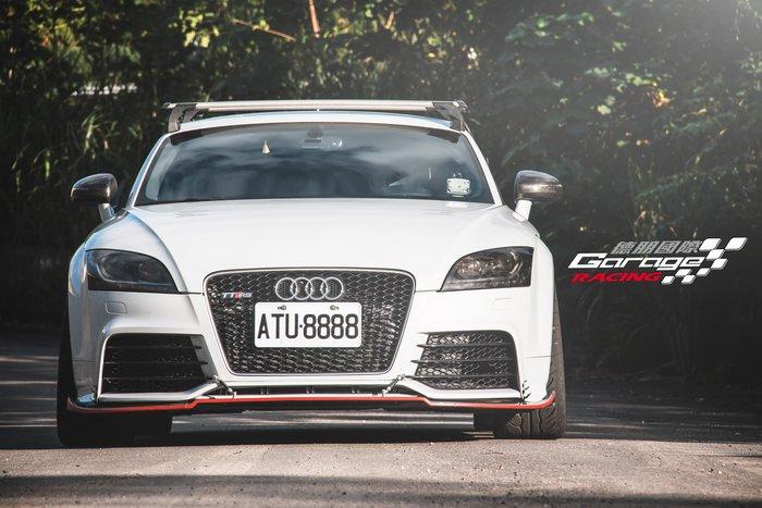 德朋國際 / KW ClubSport 3-Way 高低阻尼可調避震器  Audi TT RS實裝 各車系歡迎洽詢