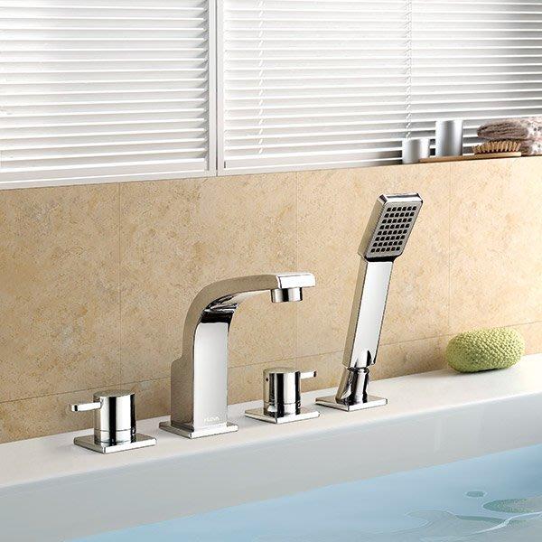 《101衛浴精品》BETTOR 聖律萊系列 四件式 浴缸龍頭 FH 8110C-650 歐洲頂級陶瓷閥芯【免運費】