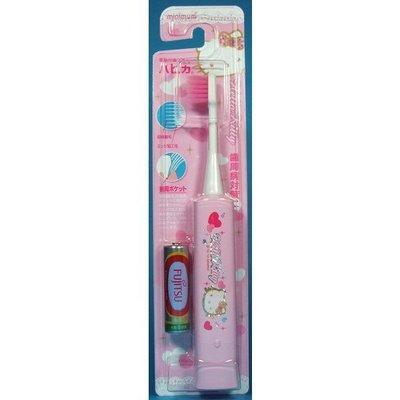 *Miki日本小舖*日本㊣版三麗鷗Hello Kitty凱蒂貓 電動牙刷 日本限定 粉色