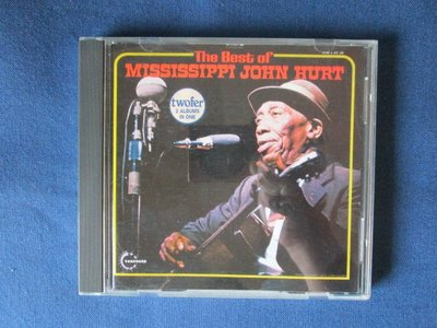 [非新品] Mississippi John Hurt-Best of Mississippi John Hurt