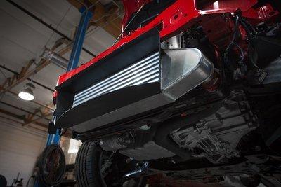 =1號倉庫= Agency Power 加大 中冷器 Ford Focus ST MK3 13-17 對應600匹