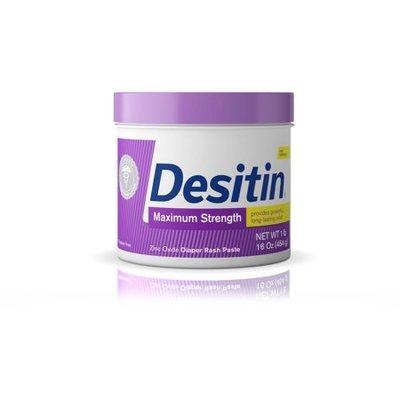 快速出貨 最低價 Desitin 小屁屁舒緩乳霜 - 一般強效 16oz (454g)