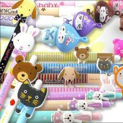 【贈品禮品】B0047 眾多可愛造型原子筆,廣告宣傳贈品筆超好寫,開幕活動贈品禮品