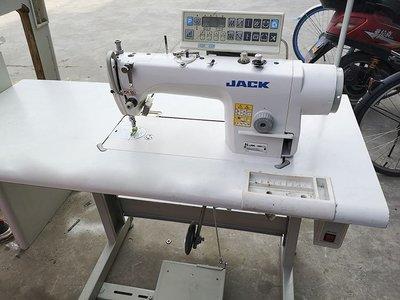 縫紉機二手九成新電腦平車縫紉機工業電腦縫紉機全套裝八七款三自動家用