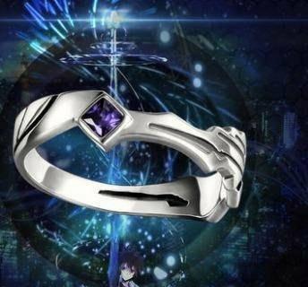 罪惡王冠戒獨特紫鑽戒簡約男女遊戲款對戒鑽戒925純銀鍍鉑金指環 鑲嵌高碳鑽4x4中性戒指 精工高碳仿真鑽石  FOREVER莫桑鑽寶
