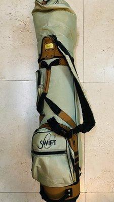 Swift 二手 女用高爾夫球具組,高爾夫球桿+推桿+球袋+高爾夫球 , 缺7號桿,