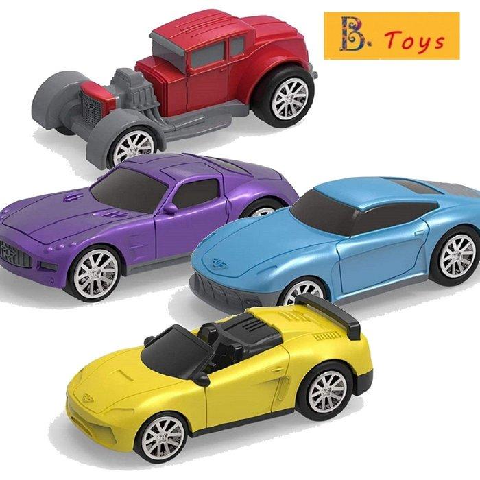 B.Toys 超級渦輪迴力車隊 §小豆芽§ B.Toys 1125超級渦輪迴力車隊 Wonder Wheels系列