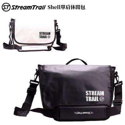 【2020新款】Stream Trail Shell單肩休閒包 肩背包 側背包 斜背包 背包  手提包