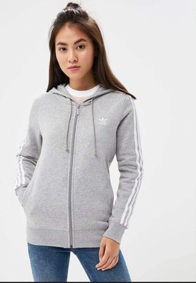 愛迪達 adidas 厚刷毛外套