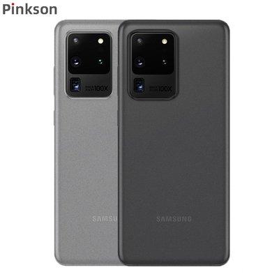 叁月三星s20手機殼磨砂超薄透明ultra簡約S20U全包Plus保護套s20+創意5g版商務軟套硬殼防指紋男女新款潮P