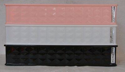 ☆優達 ☆大鑽石盒 573 收納盒 文具盒 整理盒 雜物盒 分類盒 零件盒 置物盒 化妝盒 3.8L 12入1050元