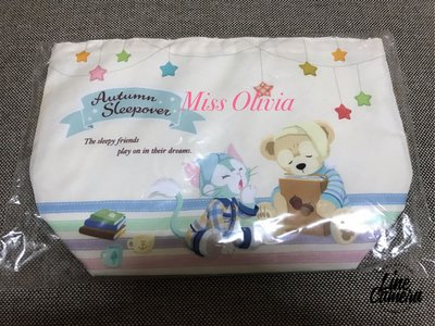 MissOlivia-2018年日本東京迪士尼秋冬限定餐袋