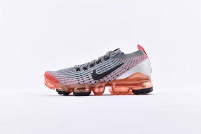 Nike Air VaprMx F1yknit 3.0 編織 灰銀彩虹 休閒運動 慢跑鞋AJ6910-601 男女鞋