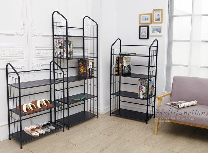 [tidy house]日系簡約三層書架 置物架 鞋架 收納架 電器架 三種款式