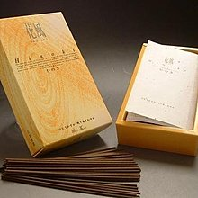 【新月集】日本香堂花風系列-檜木少煙線香(大盒裝)