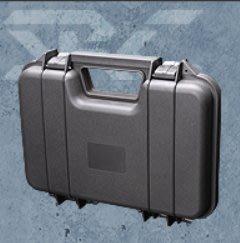 823生存遊戲-SRC手槍箱BB槍短槍盒(收納盒收納箱)