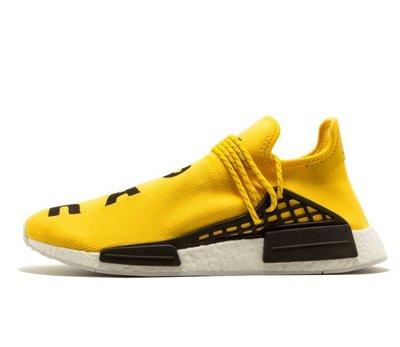 【紐約范特西】預購 Adidas NMD HU Pharrell Human Race BB0619 菲董聯名黃色跑鞋