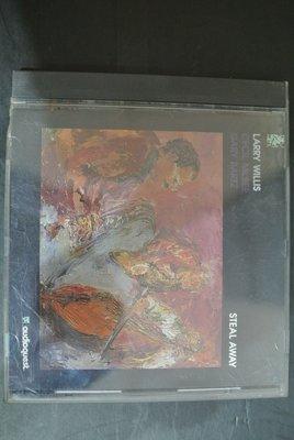 CD ~LARRY WILLIS STEAL AWAY~1992 AUDIOQUEST AQ-CD1009 無IFPI