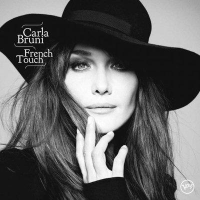 法國情挑(德國進口) French Touch / 卡拉布妮 Carla Bruni---5772606