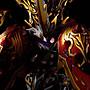 【模型王】現貨 BANDAI 三國傳 三國創傑傳 SD鋼彈 BB戰士 #09 貂蟬 剎帝利 可與呂布合體 夜鶯