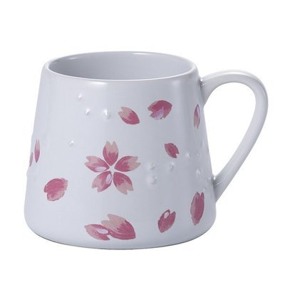 ㊣星巴克 春櫻漫舞馬克杯12oz(354ml)櫻花粉色系 另售玻璃杯 不鏽鋼保溫瓶 小熊掛飾鑰匙圈starbucks