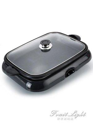 電烤盤 烤魚爐商用多功能電烤盤紙上烤魚紙包魚專用鍋烤肉機家用紙包魚鍋 NMS 220V