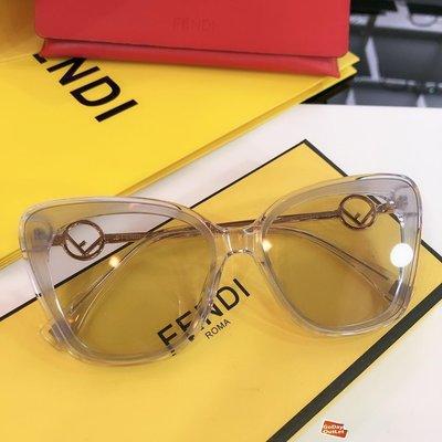【GoDay+刷卡】FENDI 芬迪  時尚飛行 義大利品牌 太陽眼鏡 墨鏡19 歐洲代購